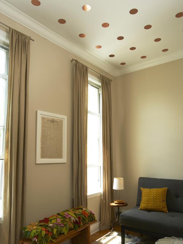 Personnalisez votre plafond - C'est fait maison