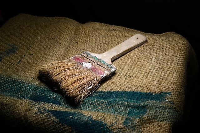 pour nettoyer un tableau ancien et crasseux c 39 est fait maison. Black Bedroom Furniture Sets. Home Design Ideas