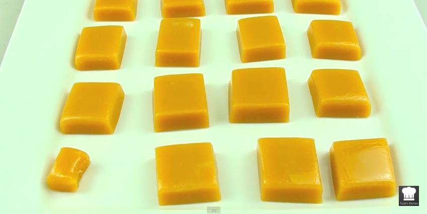 Des caramels au micro-ondes : fallait y penser !