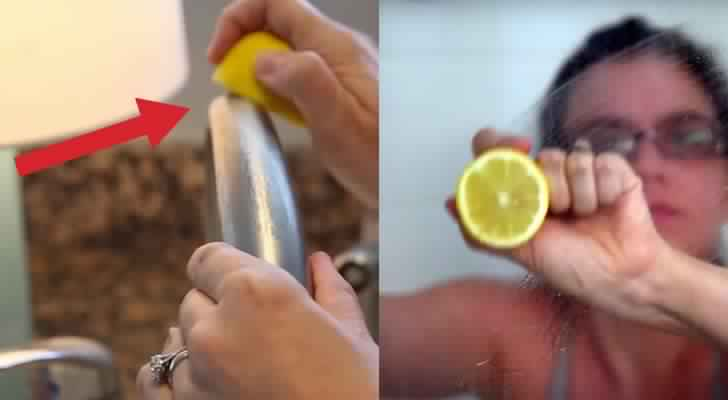 Voici 5 excellentes façons de nettoyer votre maison avec du citron