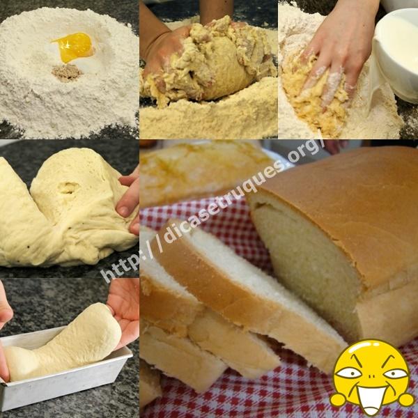 Que diriez vous d'apprendre à faire ce délicieux pain maison