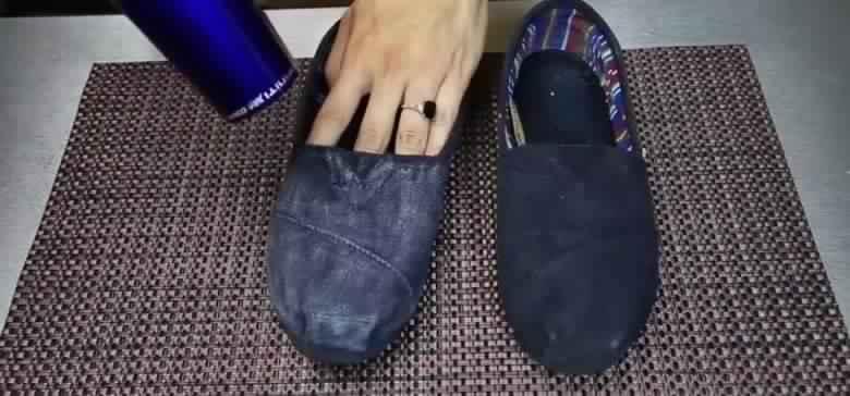 Une idée géniale pour rendre vos chaussures imperméables