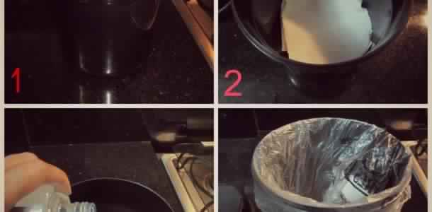 voici comment viter d 39 avoir des mauvaises odeurs de vos poubelles c 39 est fait maison. Black Bedroom Furniture Sets. Home Design Ideas