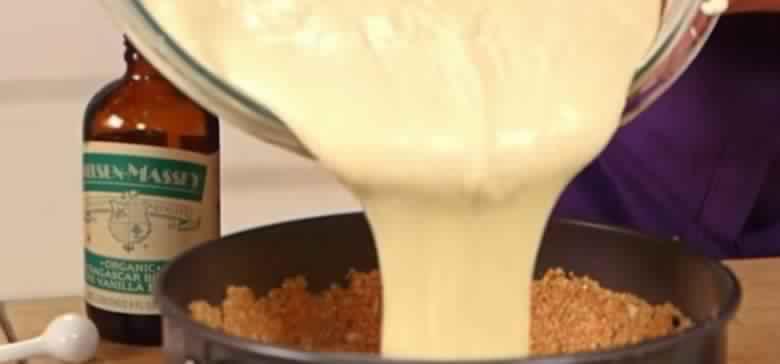 Voici la recette du cheesecake le plus populaire au monde