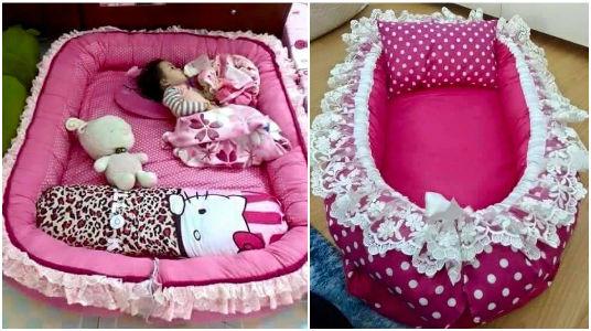 des idées originales pour fabriquer un matelas de bébé - c'est
