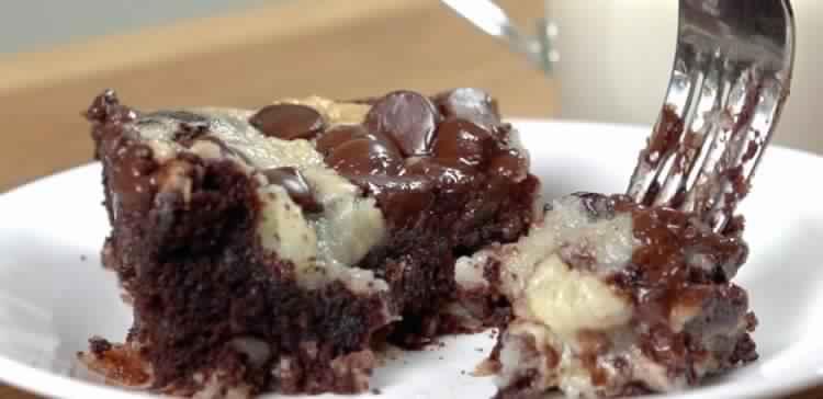 Ce gâteau «tremblement de terre» est idéal si vous voulez impressionner vos invités
