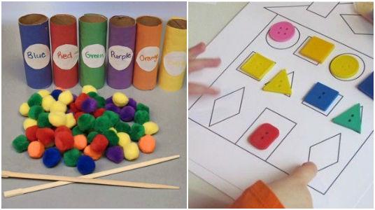 Juegos Didacticos Con Materiales Reciclables Buscar Con