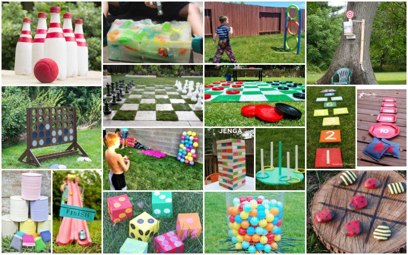Outdoor Play Area For Kids Playground Ideas Backyards