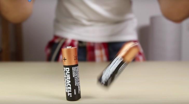voici une astuce rapide et tr s simple pour savoir si une batterie est encore utilisable c 39 est. Black Bedroom Furniture Sets. Home Design Ideas