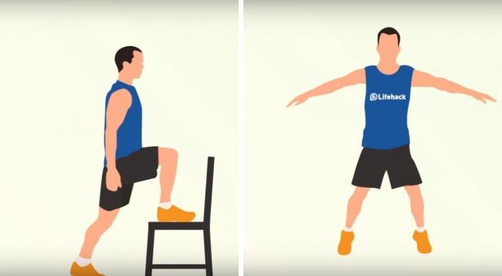 7 minutes par jour: une méthode infaillible pour perdre du poids et se remettre en forme