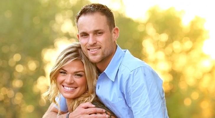 La photo de ce couple a fait le tour du monde : quand vous la verrez intégralement, vous comprendrez pourquoi