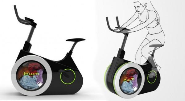 Voici comment laver vos vêtements tout en faisant du sport grâce à cette invention géniale!
