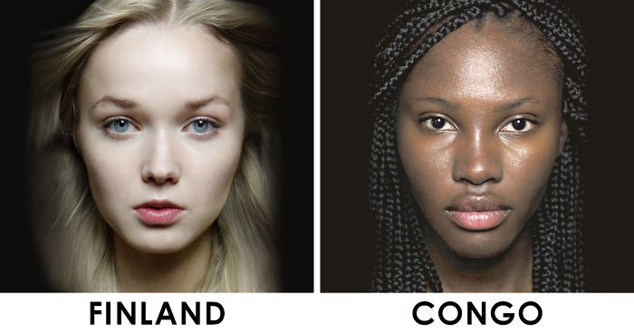 Ce projet prouve que la beauté n'a pas de nationalité