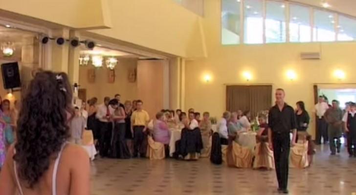 Voici la danse de mariage la plus cool du monde