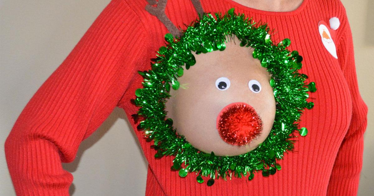 15 des pulls de Noël les plus laids jamais créés