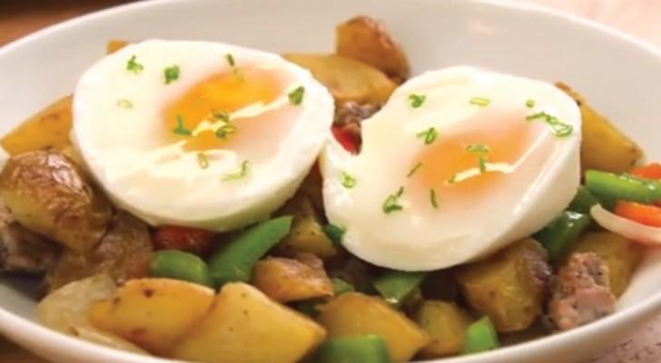 L'astuce infaillible pour faire des œufs pochés rapidement