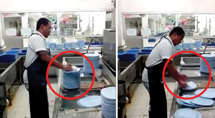 Vous détestez faire la vaisselle? Apprenez de l'homme le plus rapide du monde …