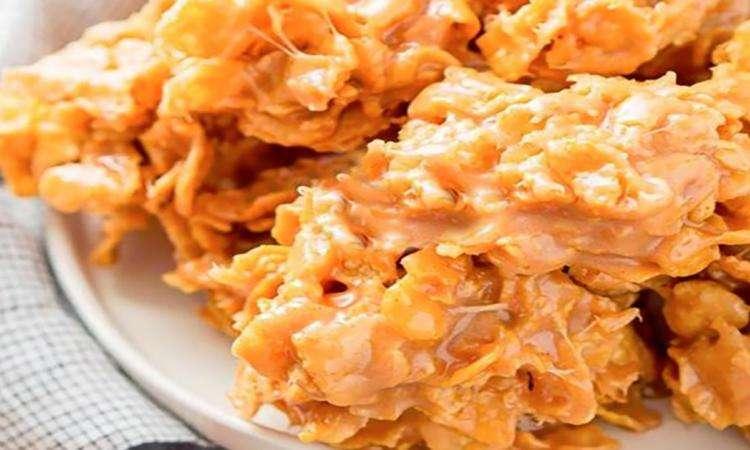 Vos enfants vont adorer ce biscuit aux cornflakes très facile à faire