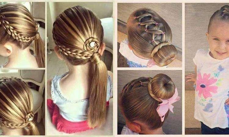 16 coiffures incroyables que vous pouvez faire pour votre fille