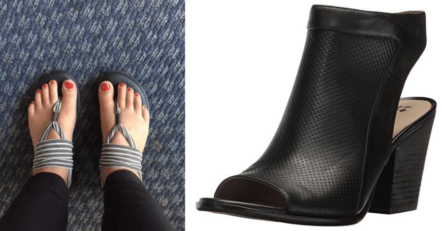 Pieds larges : voici les 29 chaussures les plus adaptées