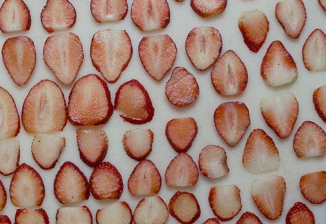chips fraises