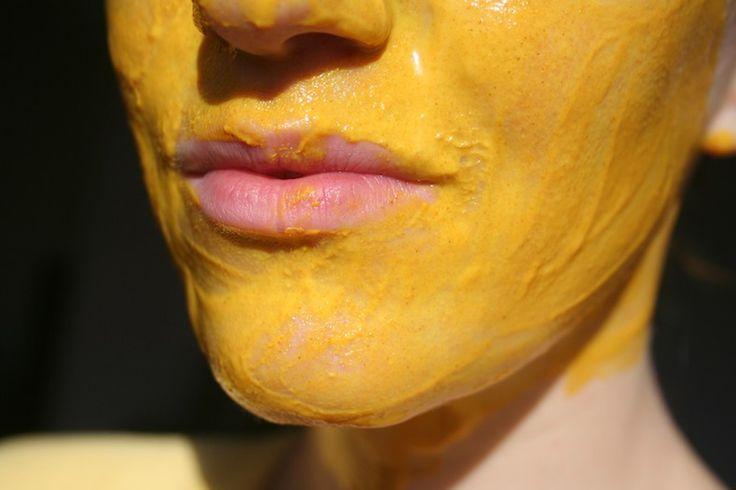 Recette du masque au curcuma pour avoir un teint clatant - Se debarrasser des limaces maison ...