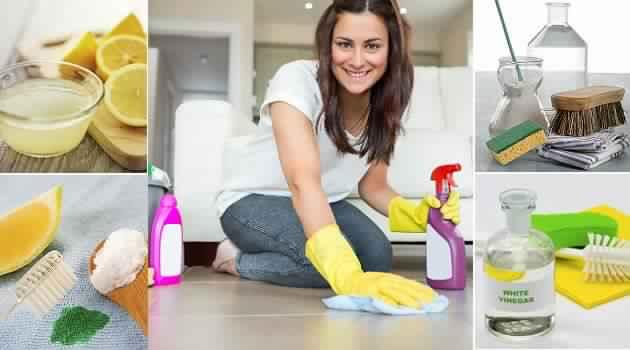4 conseils pour nettoyer et faire briller les carreaux de la salle de bain et de la cuisine c. Black Bedroom Furniture Sets. Home Design Ideas