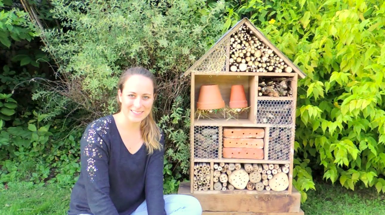 maison a insectes fabriquer ventana blog. Black Bedroom Furniture Sets. Home Design Ideas